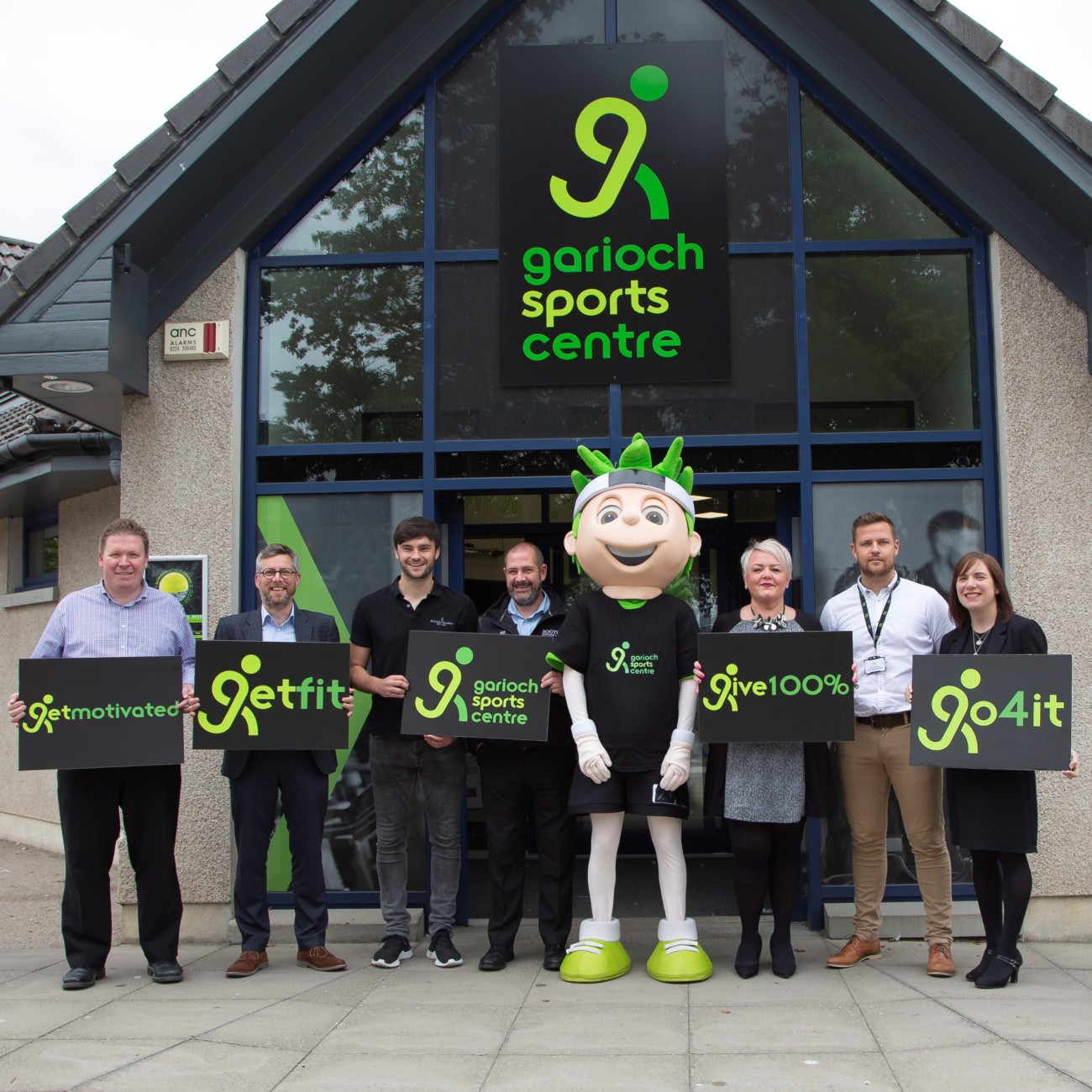 Garioch Sports Launches Members Rewards Scheme 'GSCrewards'