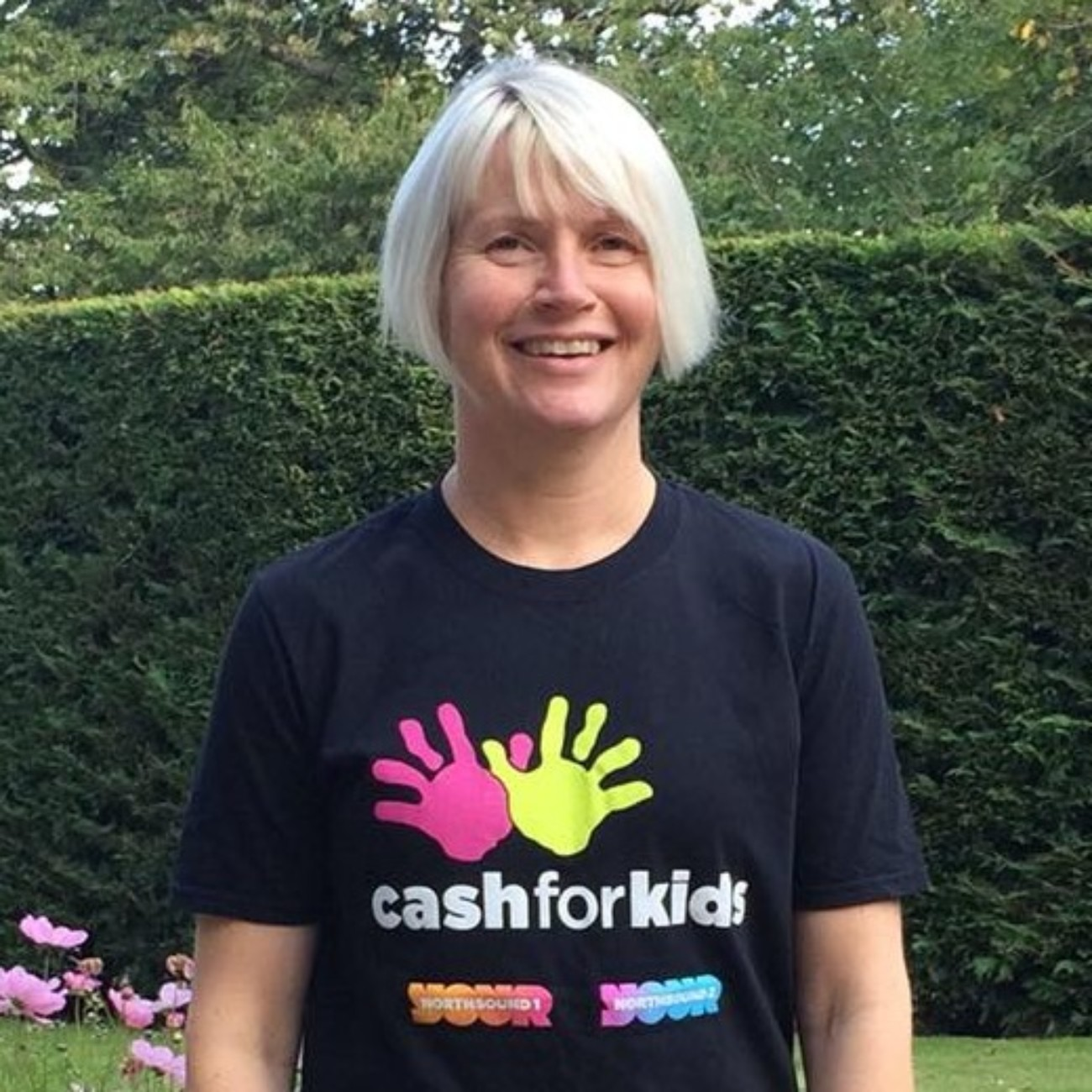 LYNNE IS HALF WAY IN DAILY 5K RUN FOR 500 DAYS