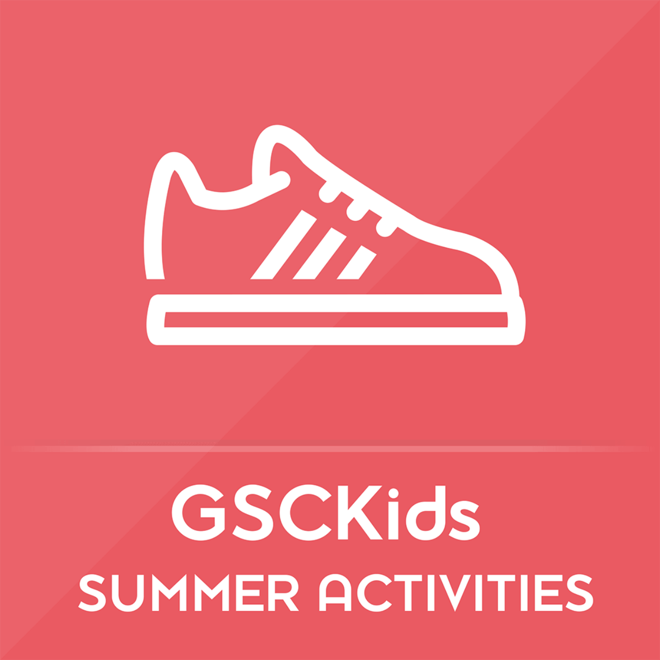 Summer Activities Timetable