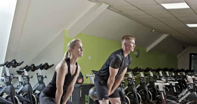 OUTDOOR Fitness Classes Return