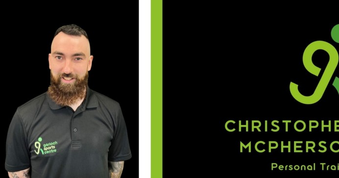 Get to know... Personal Trainer Christopher McPherson