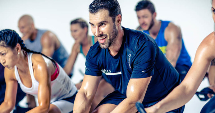FUEL YOUR FITNESS WITH PURE PEDAL POWER